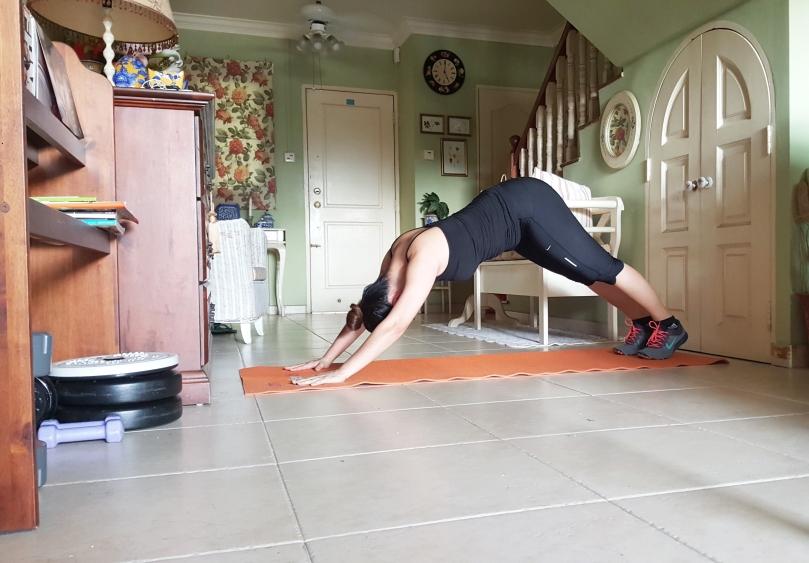 affirmats yoga mat