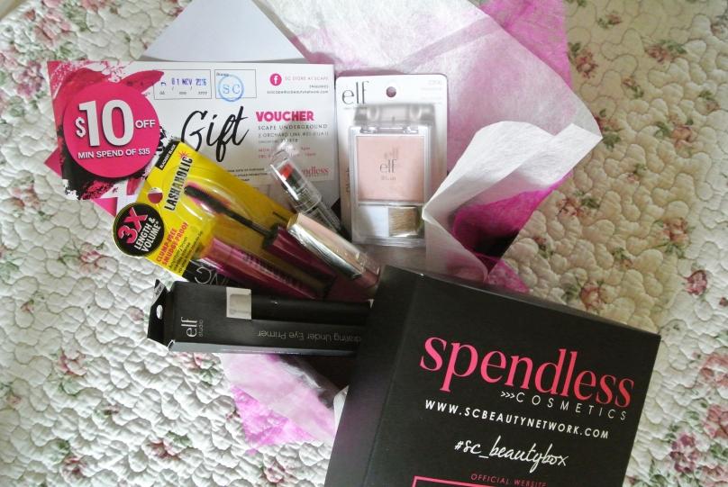 spendless cosmetics