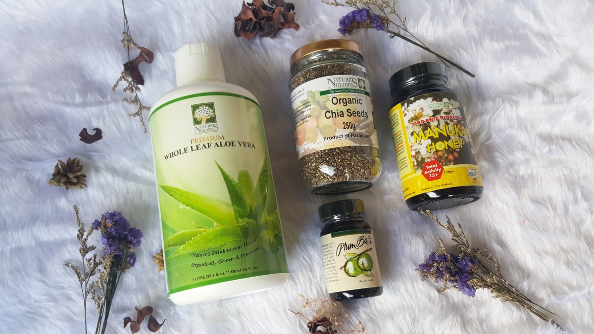 Nature's Glory: Organic Products in my Kitchen