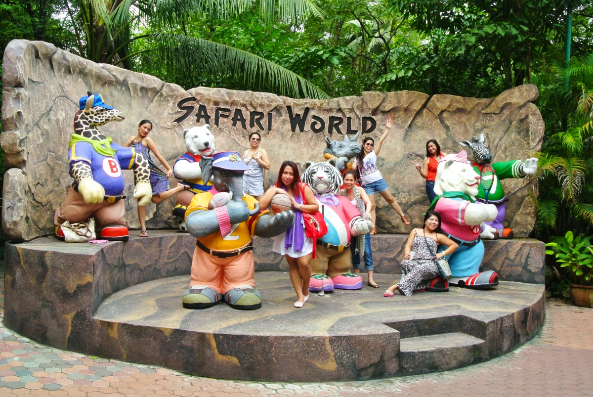 Safari World Bangkok, Thailand - Know What to Expect